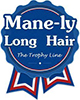 Manely Long Hair