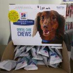 Dental Care Chews, Small
