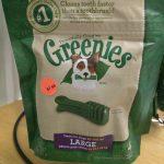 Greenies, Large