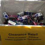 Clearance, Assorted