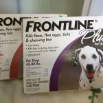 Frontline Dogs 45-88 lb