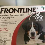 Frontline Dogs 89-132 lb