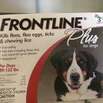 Frontline Dogs 89-132 lb