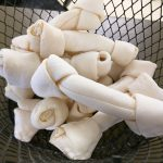 Small Rawhide Bone