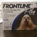 Frontline Dogs 23-44 lb